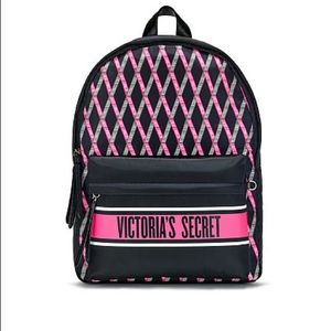 VS ribbon logo city backpack